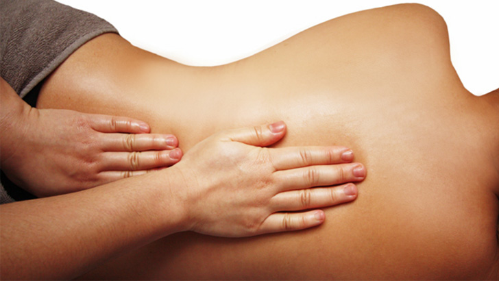 Prenatal-Back-Massage